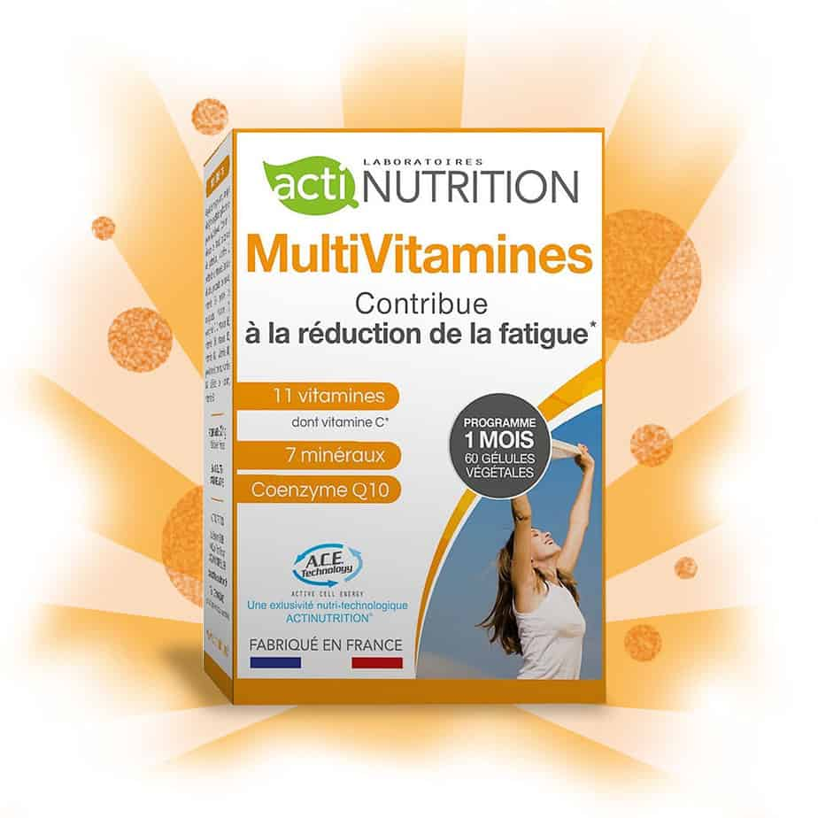 multivitamines 5