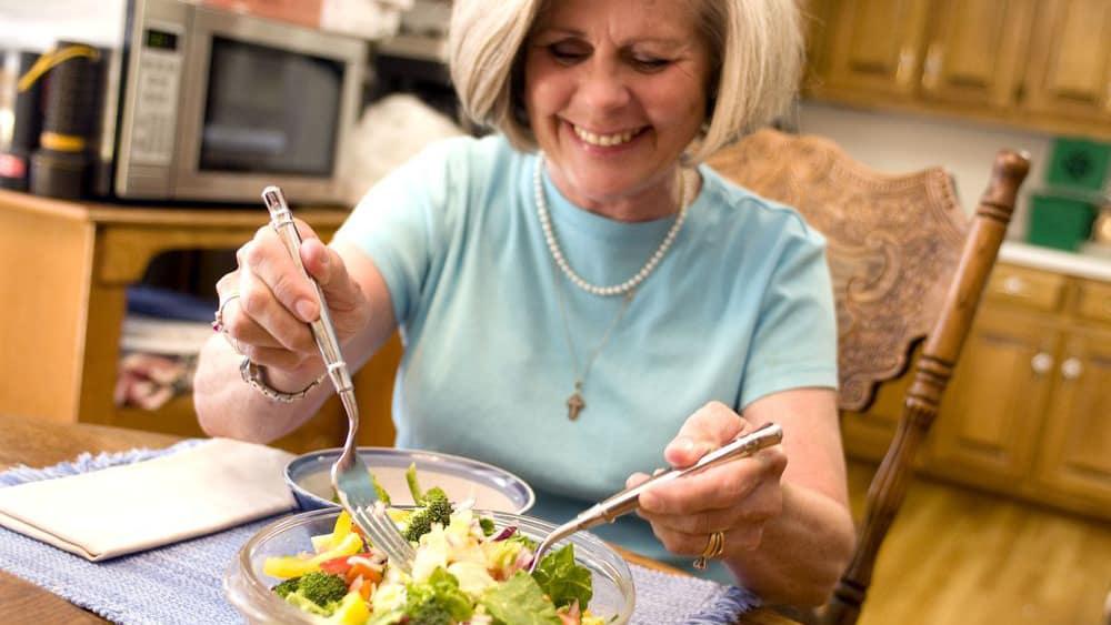 5 conseils alimentaires tout simples pour bien vieillir