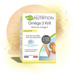 omega 3 krill