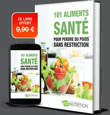 101 aliments santé