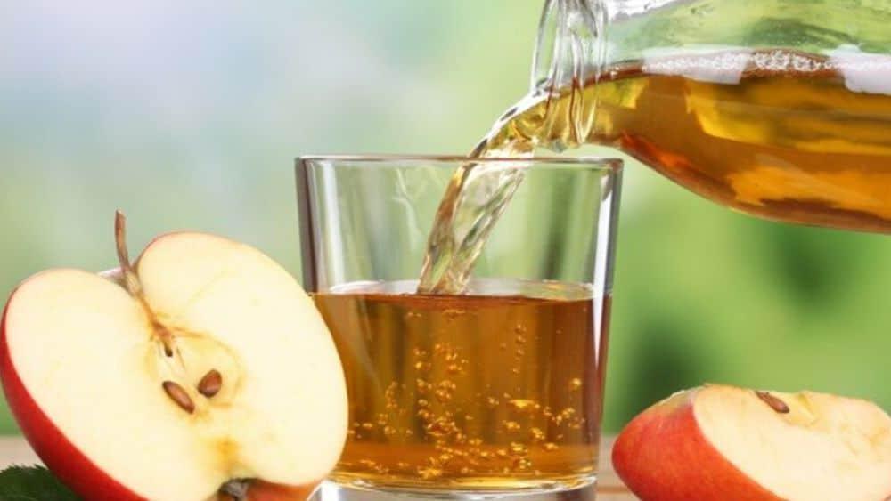 Le vinaigre de cidre grâce a ses bienfaits permet de rétablir l'équilibre acide-base du corps
