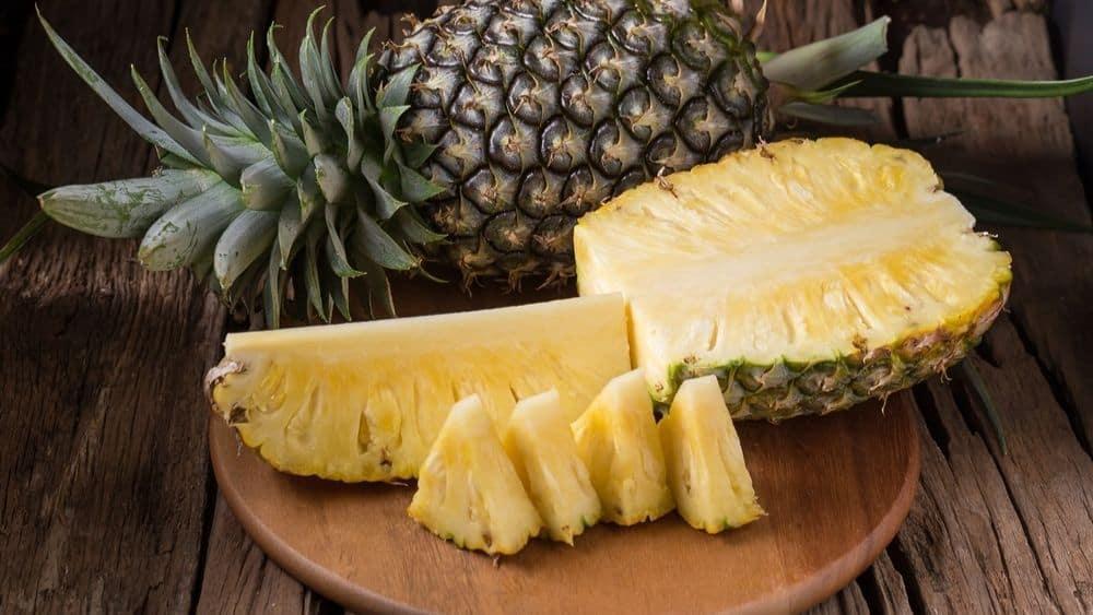 Quels sont les bienfaits d'un ananas ?