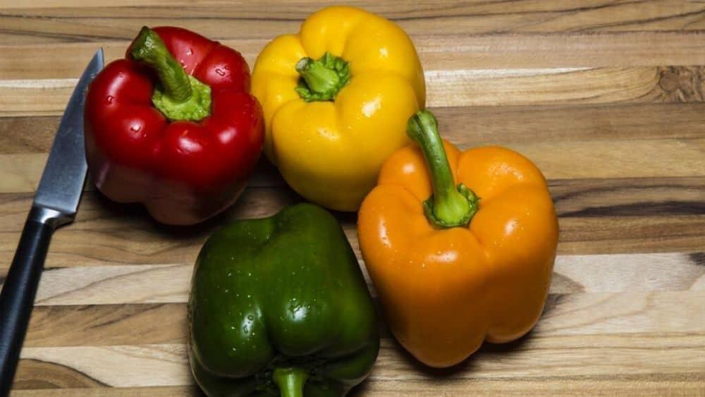poivron - fruits et légumes immunité