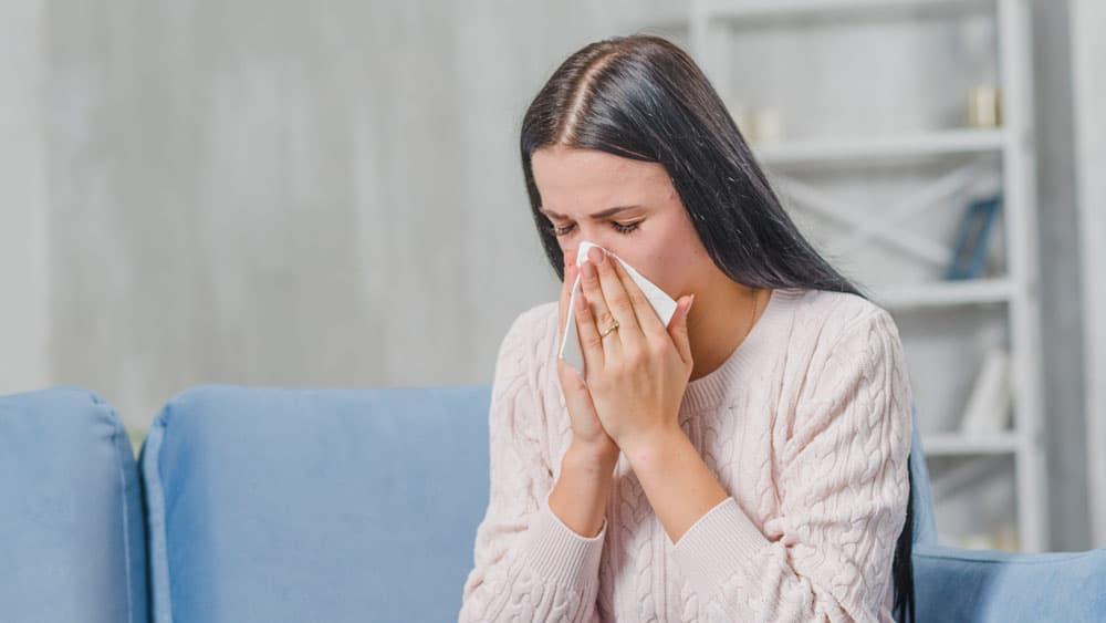 Allergies alimentaires : comment en finir ? malade