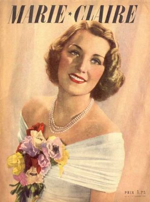 marie claire 1937