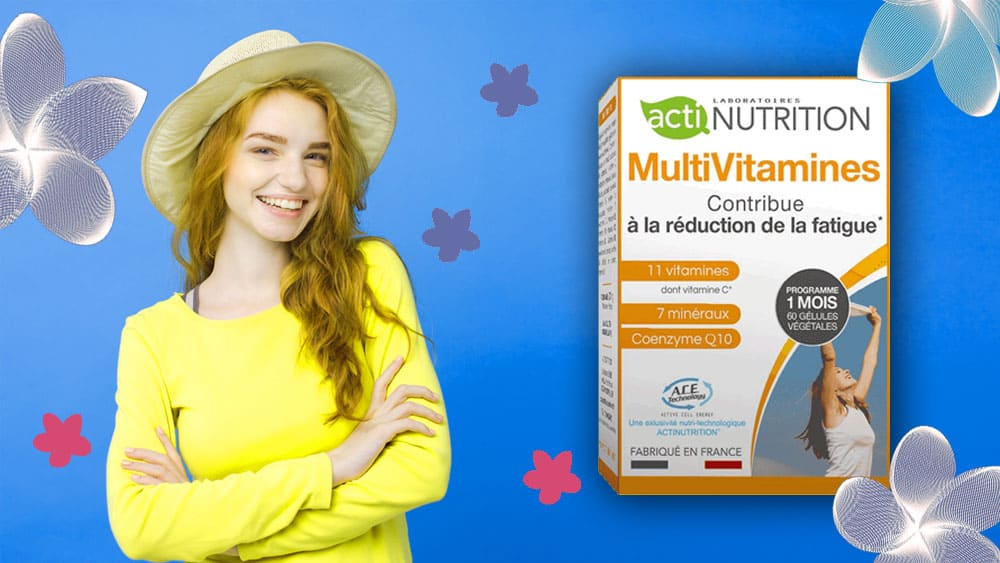 MultiVitamines Actinutrition
